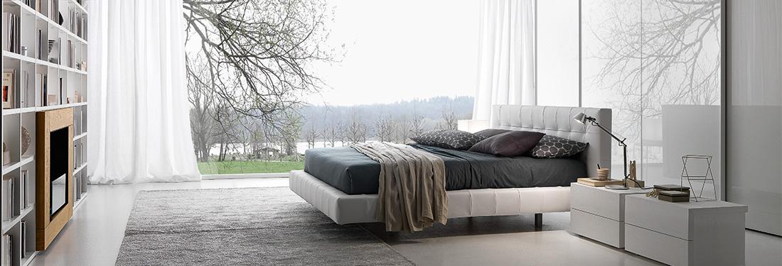 Designer Schlafzimmer Betten München | Schlafraumkonzept Stephan