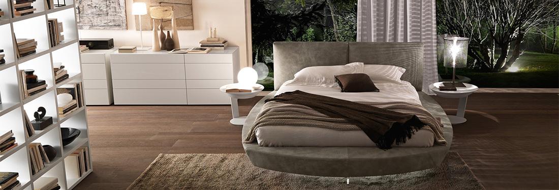 1 - Designer Schlafzimmer