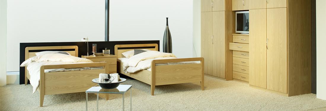 Komfort-Schlafzimmer München | Schlafraumkonzept Stephan