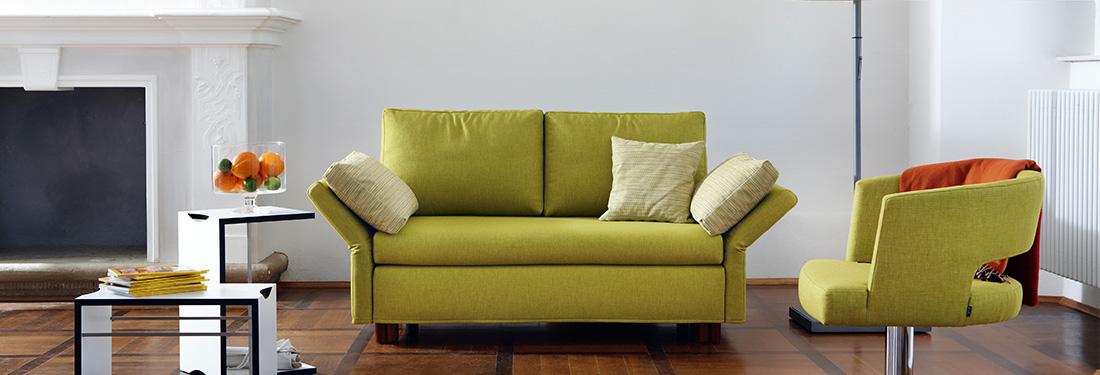 schlafsofas m nchen ausziehbares bett schlafraumkonzept stephan. Black Bedroom Furniture Sets. Home Design Ideas