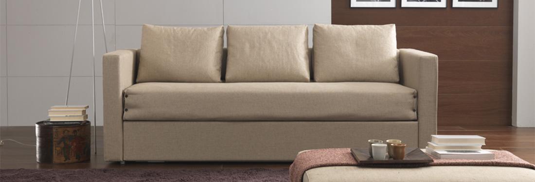 ausziehbares schlafsofa m belideen. Black Bedroom Furniture Sets. Home Design Ideas