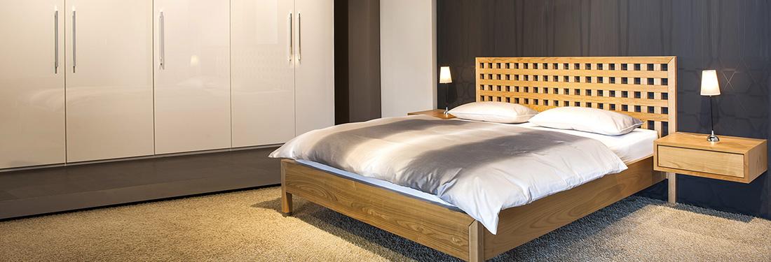 Betten München Bett | Schlafraumkonzept Stephan